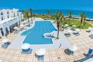 Hotel Aljazira Beach & Spa